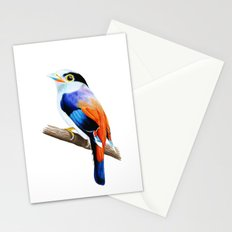 Silver Breasted Broadbill Stationery Cards