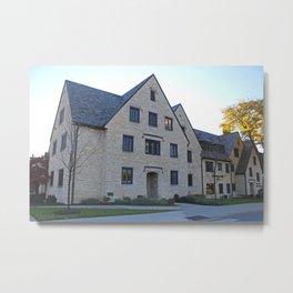 University of Toledo- MacKinnon Hall  Metal Print