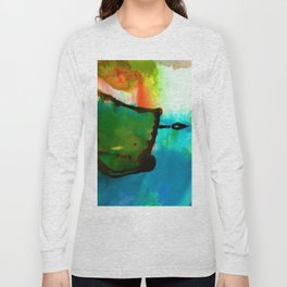 Abstract Bliss 4H by Kathy Morton Stanion Long Sleeve T-shirt