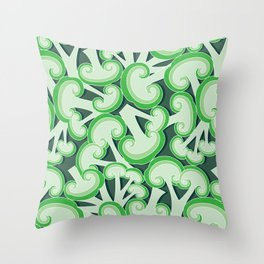 Rocco Bil Throw Pillow