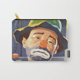 (Very) Sad Clown Carry-All Pouch