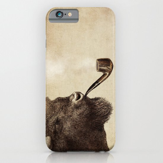 Big Smoke iPhone & iPod Case