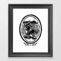 Abraxas Framed Art Print