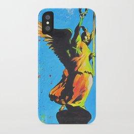 Goldelse iPhone Case