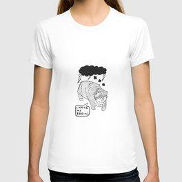 I Hate My Brain T-shirt