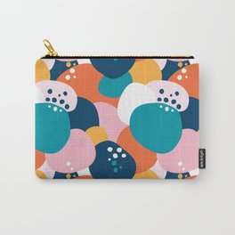 Blobby Carry-All Pouch