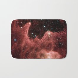 cassiopeia and the raging towers of poseidon   space #06 Bath Mat
