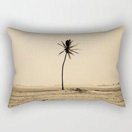 Standing Strong Rectangular Pillow