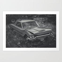 Ol' Thunderbird Art Print