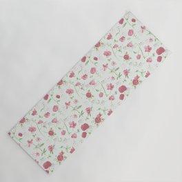 Sweet Carnations (light edition) Yoga Mat