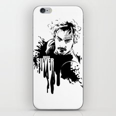 Fandom Inked » Quicksilver iPhone & iPod Skin