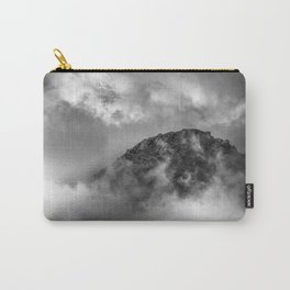"""""""Into the clouds at 3300 meters high"""" Carry-All Pouch"""