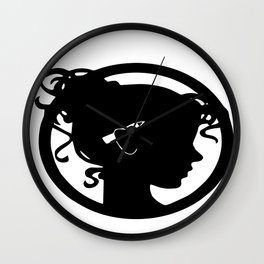 The Artist Wall Clock