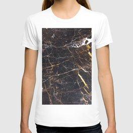 Golden Brown Granite T-shirt