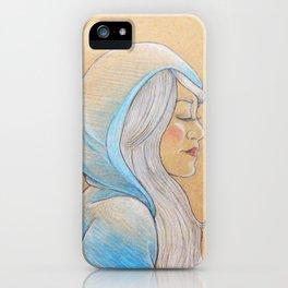Jaqueline Frost iPhone Case