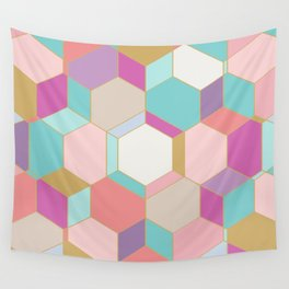 HEX2 Wall Tapestry