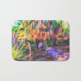 Inspirational Flow Bath Mat
