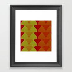 Polyester Pantsuit Framed Art Print