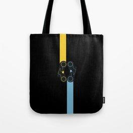 TRON 2 Tote Bag
