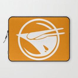 Rebel Phoenix orange Laptop Sleeve