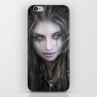 into the wild iPhone & iPod Skins featuring Wild by Justin Gedak