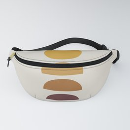 Minimal Sunrise / Sunset Fanny Pack
