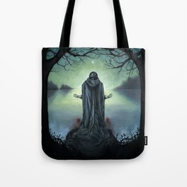 The Promise of Death Tote Bag