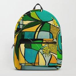 Golden Penda Backpack