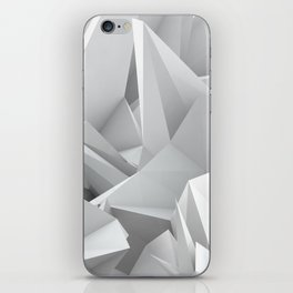 White Noiz iPhone Skin