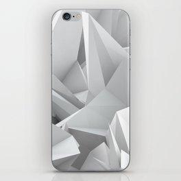 White Noiz iPhone Skin