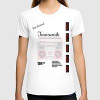 radio T-shirts featuring Farnsworth Radio by zekret