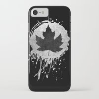 leaf iPhone & iPod Cases featuring Leaf by Bill Pyle