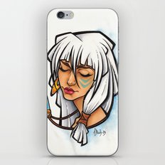 Princess Kida iPhone & iPod Skin