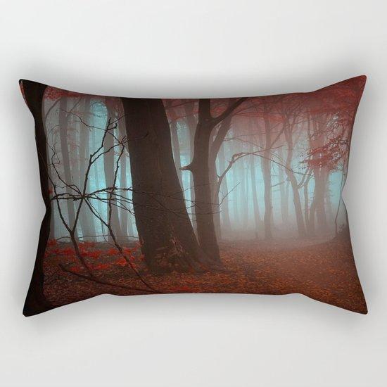 Abstract nature Rectangular Pillow