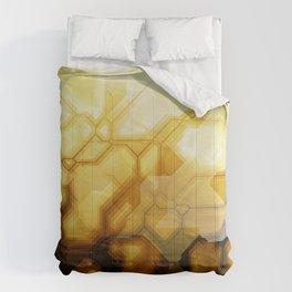 future fantasy dusk Comforters