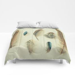 The Feather Collection Comforters
