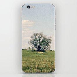 Lone Tree iPhone Skin