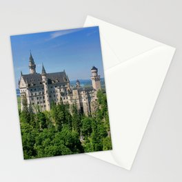Neuschwanstein_20171101_by_JAMFoto Stationery Cards