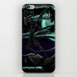 The Nightgaunt iPhone Skin