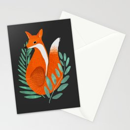 Foxy Folk Stationery Cards