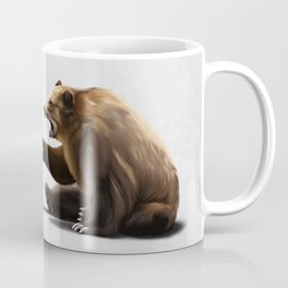 Brunt (wordless) Coffee Mug