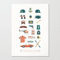 The Thomas Sullivan Kit Canvas Print