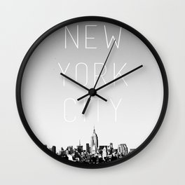 Like no other Wall Clock