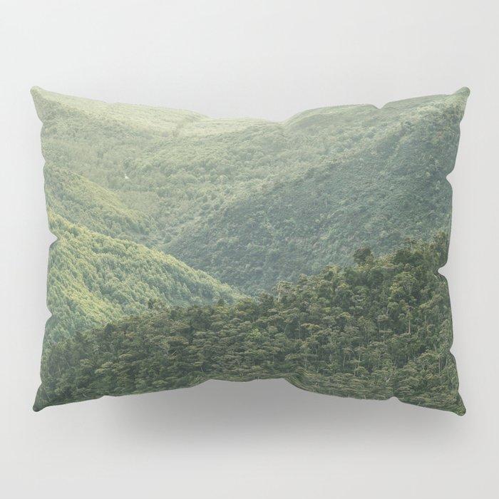 Mists Have Risen Pillow Sham