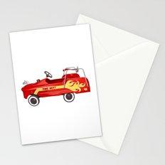 Firetruck Stationery Cards
