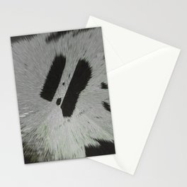 abstract explosion Stationery Cards