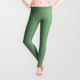 Sea on a cloudy day Leggings
