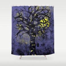 the Vison Tree Shower Curtain