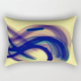Movin' Rectangular Pillow