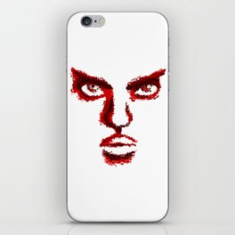 I Know What You're Thinking iPhone Skin